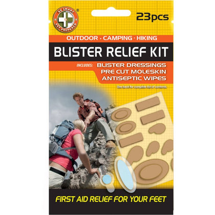 Total Resources - Blister Relief Kit (23 Pcs)