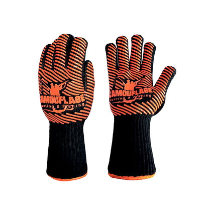Camouflage - Fire Resistant Glove