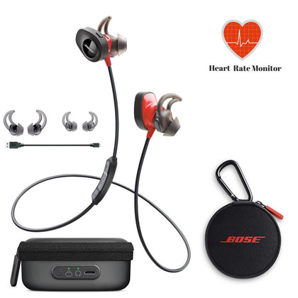 Bose - SoundSport Pulse Wireless Headphones