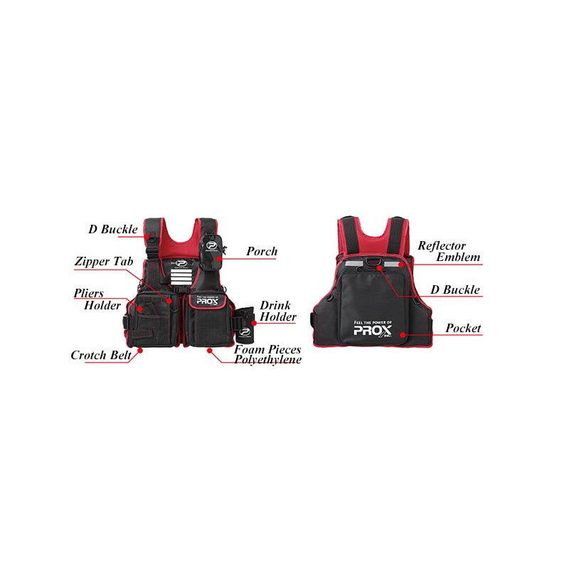 Prox - Floating Game Vest