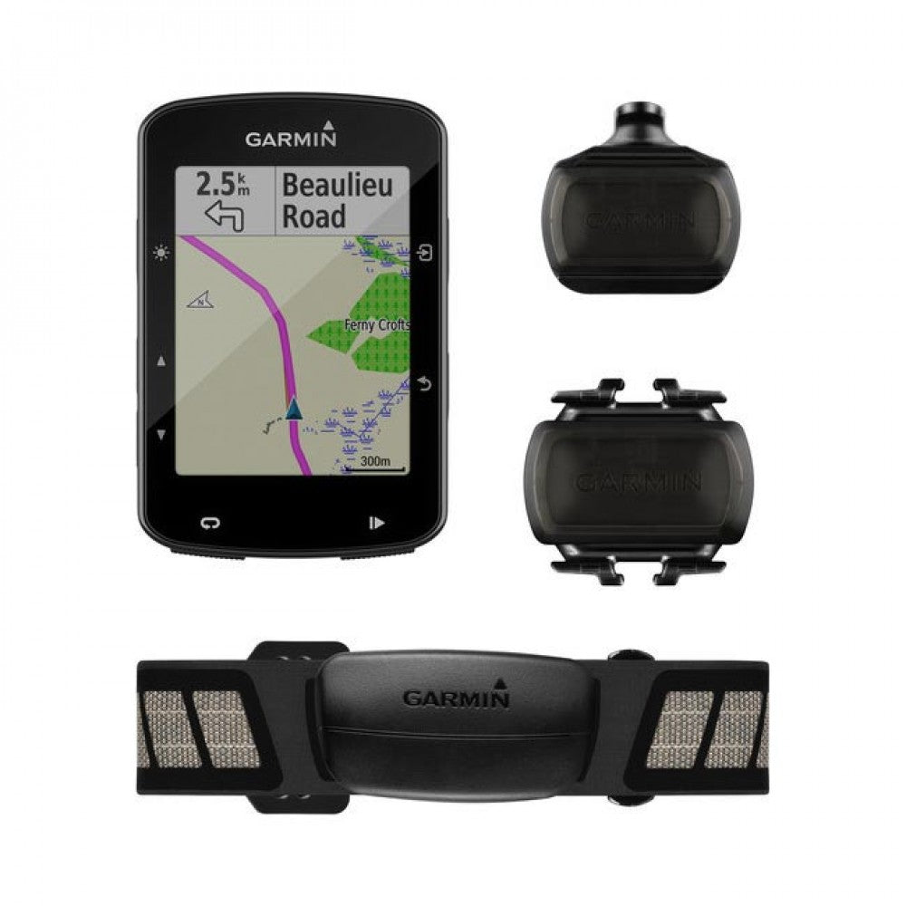 Garmin - Edge 520 Plus Bike GPS