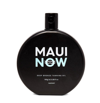 Maui Now - Golden Glow Tanning Oil