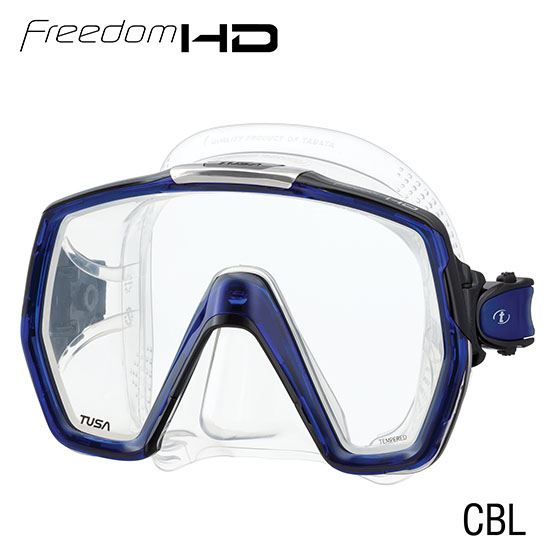 Tusa - Freedom HD Mask (Blue)