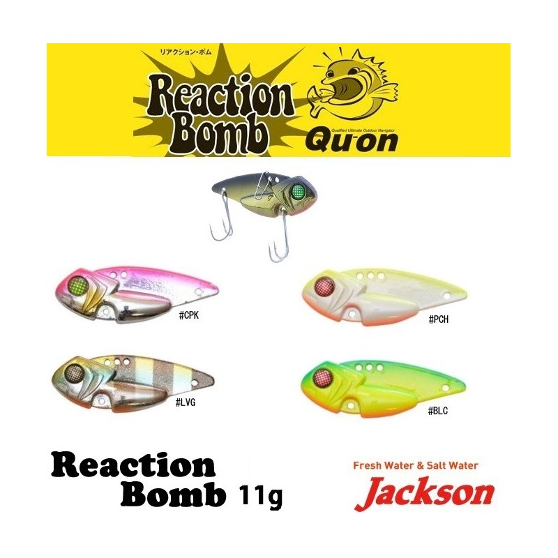 Jackson - Reaction Bomb 11g