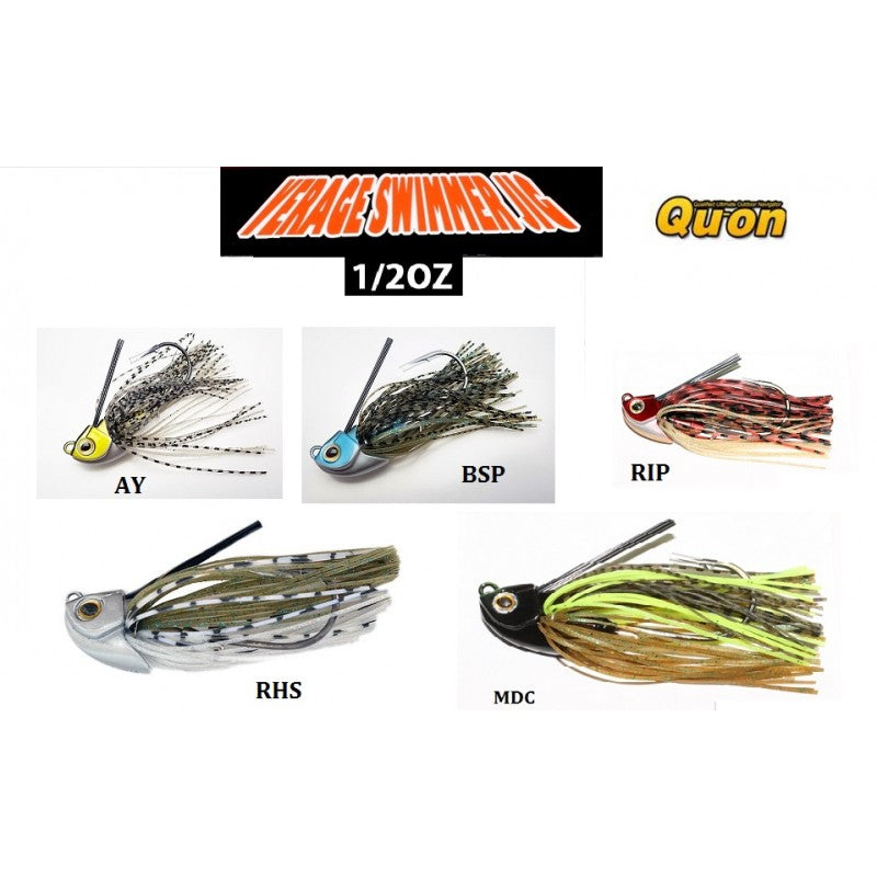 Jackson - Verage Swimmer Jig 1/2oz SX