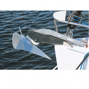 Hot Dip Galvanized Delta Anchor - Delta Anchor