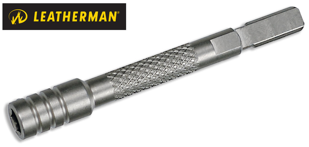 Leatherman - Bit Driver Extender - Fits on any Leatherman Tool with Bit Holder