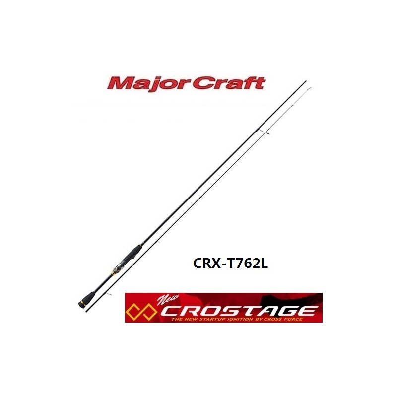 Major Craft - Crostage CRX-T762L