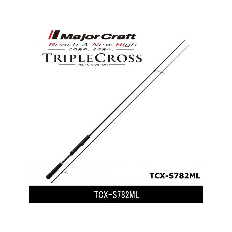 Major Craft - Triplecross TCX-S782ML