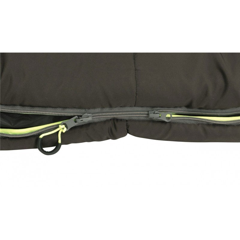 Outwell - Sleeping Bag Contour Supreme Coffee