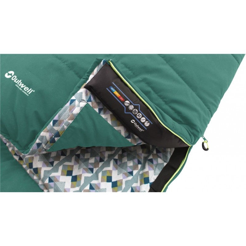 Outwell - Sleeping Bag Camper Supreme
