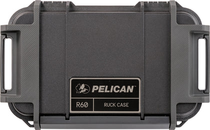Pelican - R60 Personal Utility Ruck Case (Black)
