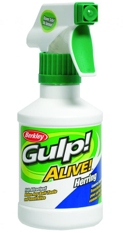 berkley - Gulp Alive! (Herring Scented Spray)