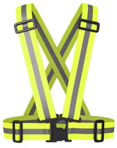 Adjustable Reflective Safety Vest  - RVOD
