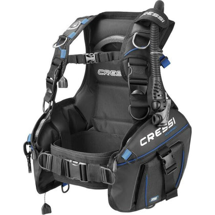 Cressi - Aquapro Buoyancy Compensator Scuba Diving (Size L)