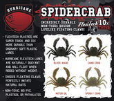 Hurricane - Spider Crab