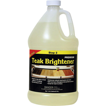 Star Brite - Teak Brightener (1 Gallon)
