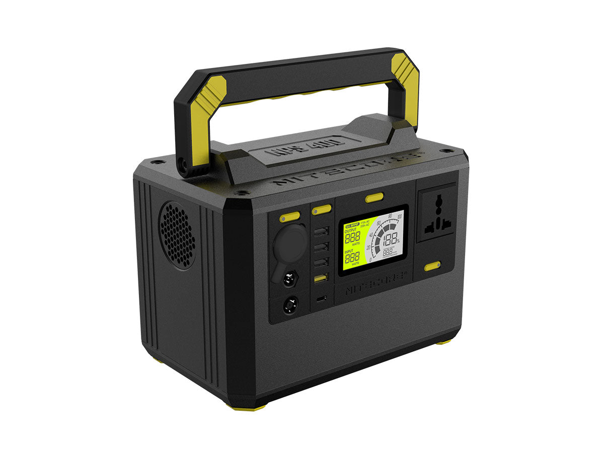 Nitecore - NPS400 (421Wh) Portable Power Station