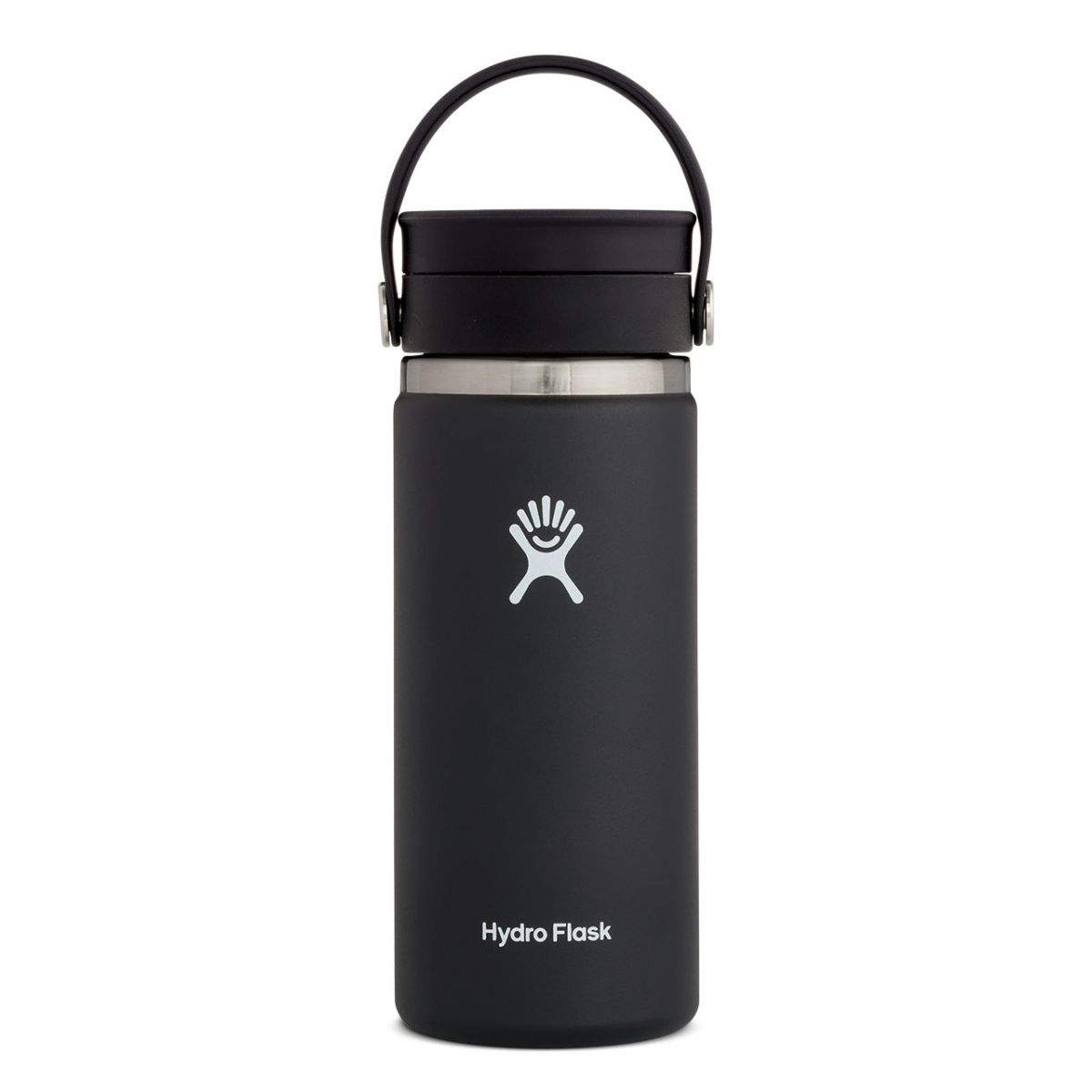 Hydroflask - 470ML 16 oz Coffee with Flex Sip™ Lid (Black)