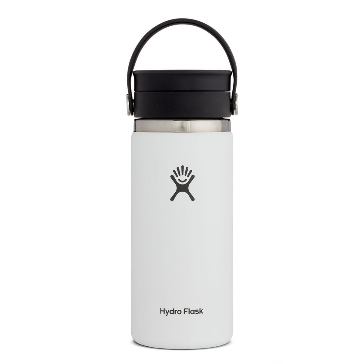 Hydroflask - 470ML 16 oz Coffee with Flex Sip™ Lid (White)