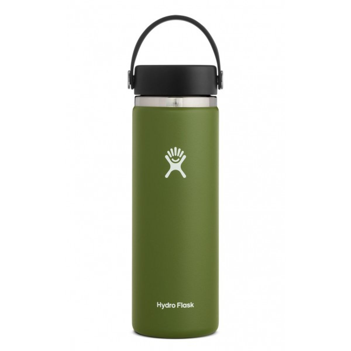 Hydroflask - 590ML Wide Mouth (Olive)