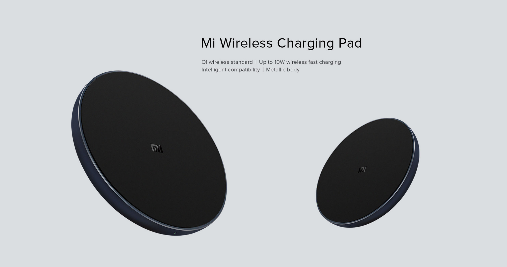 MI - Wireless Charging Pad
