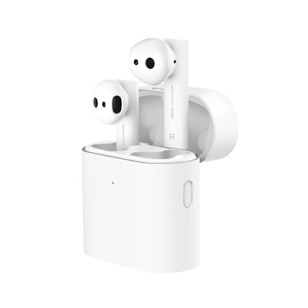 MI - True Wireless Earphones  2S (White) - Wireless Charging