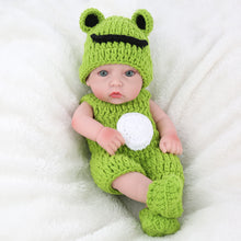 Load image into Gallery viewer, Cute Frog reborn doll