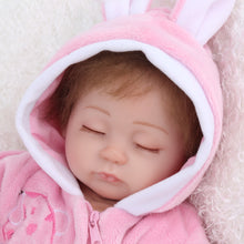 Load image into Gallery viewer, Sleeping Rabbit Baby