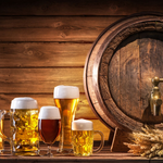 Five Saintly Beers for Oktoberfest by Michael P. Foley
