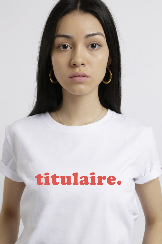 TEE F - TITULAIRE