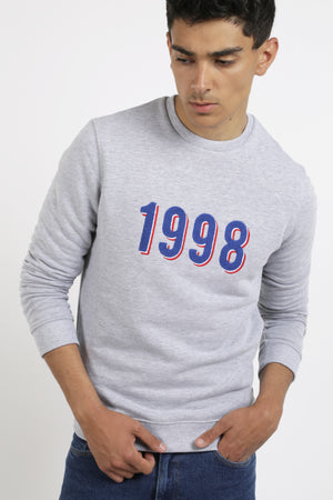 SWEAT FRANCE 98 OVERTURN