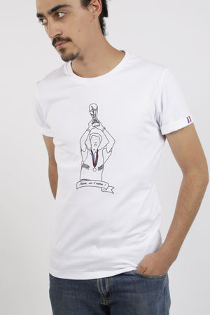 TEE-SHIRT FRANCE 98 AIME JAQUET