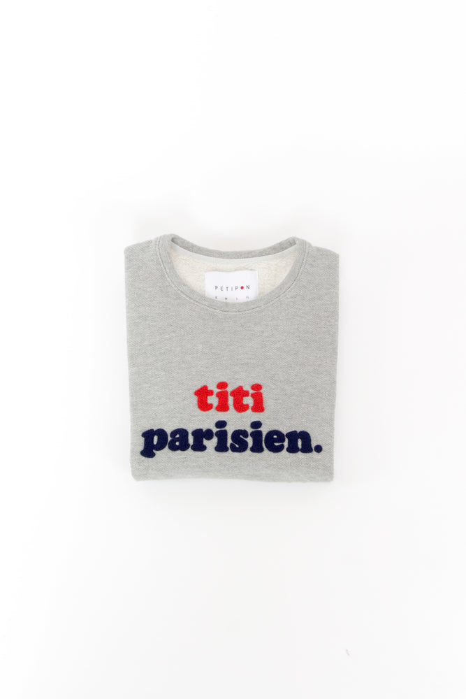 SWEAT TITI PARISIEN PSG