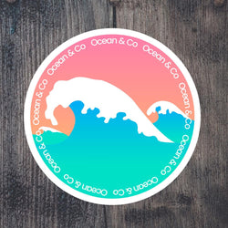 Sticker - Wave