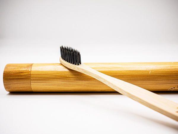 Bamboo Toothbrush - Ocean & Co