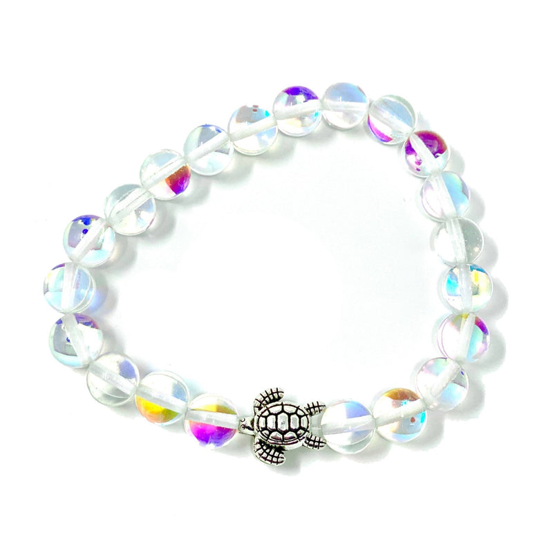 Glass Moonstone Bracelets - Ocean & Co