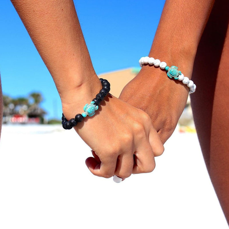 Sea Turtle Tracking Bracelets