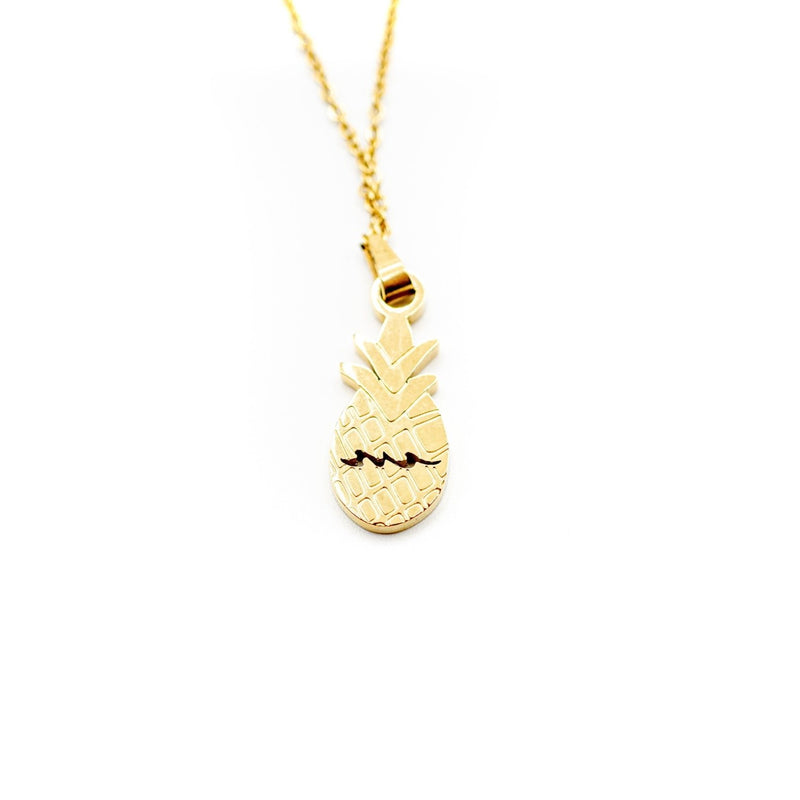 Pineapple Necklace - Ocean & Co