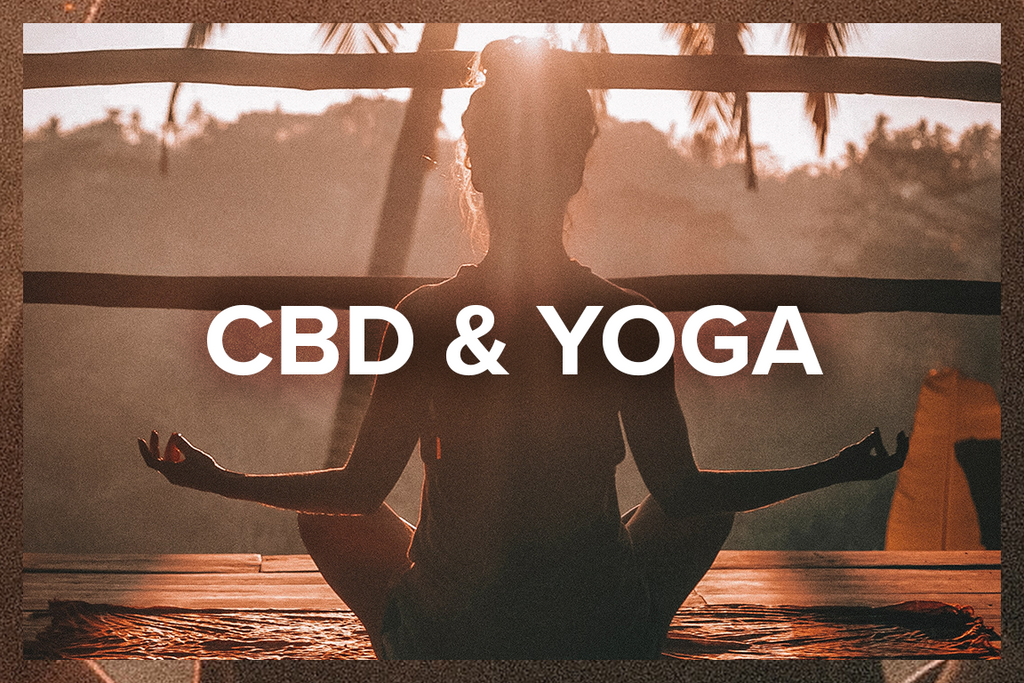 Combining CBD and Yoga