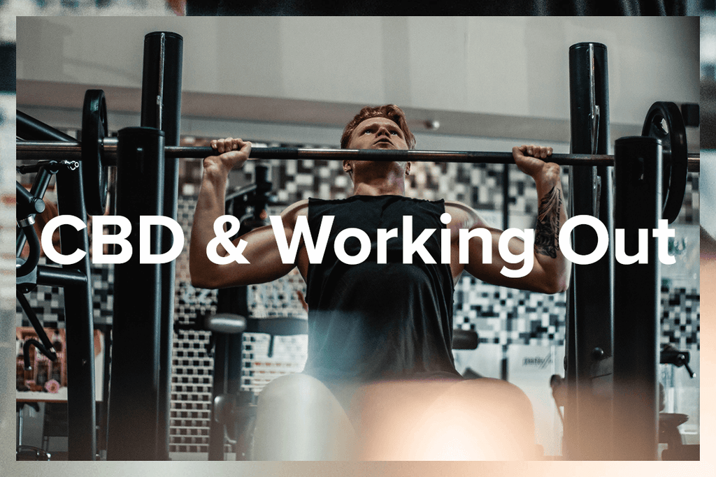 Can CBD help your workout routine?