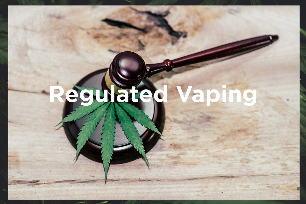Regulated Vaping in the UK