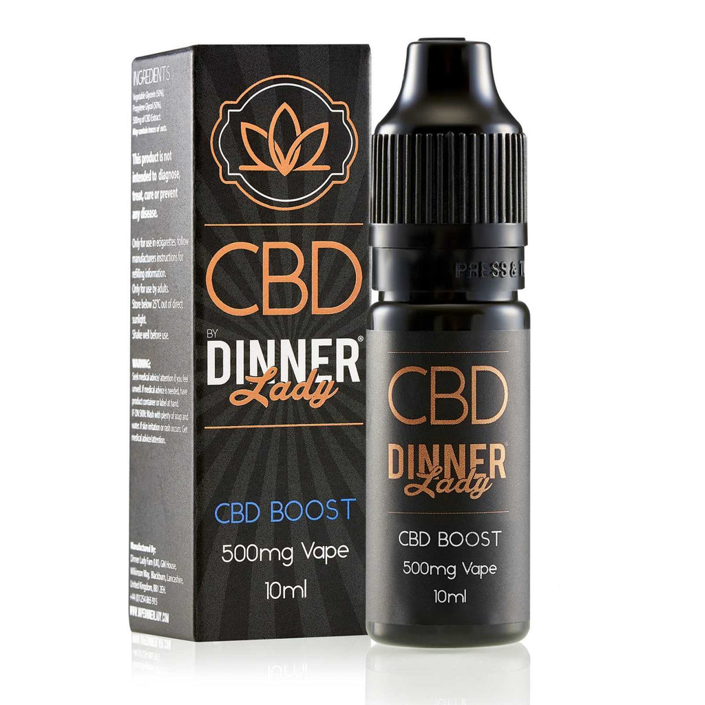 Dinner Lady CBD Vape 500mg