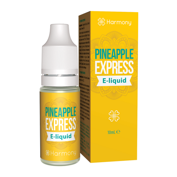 Harmony Pineapple Express E-Liquid | 10ml Farm CBD