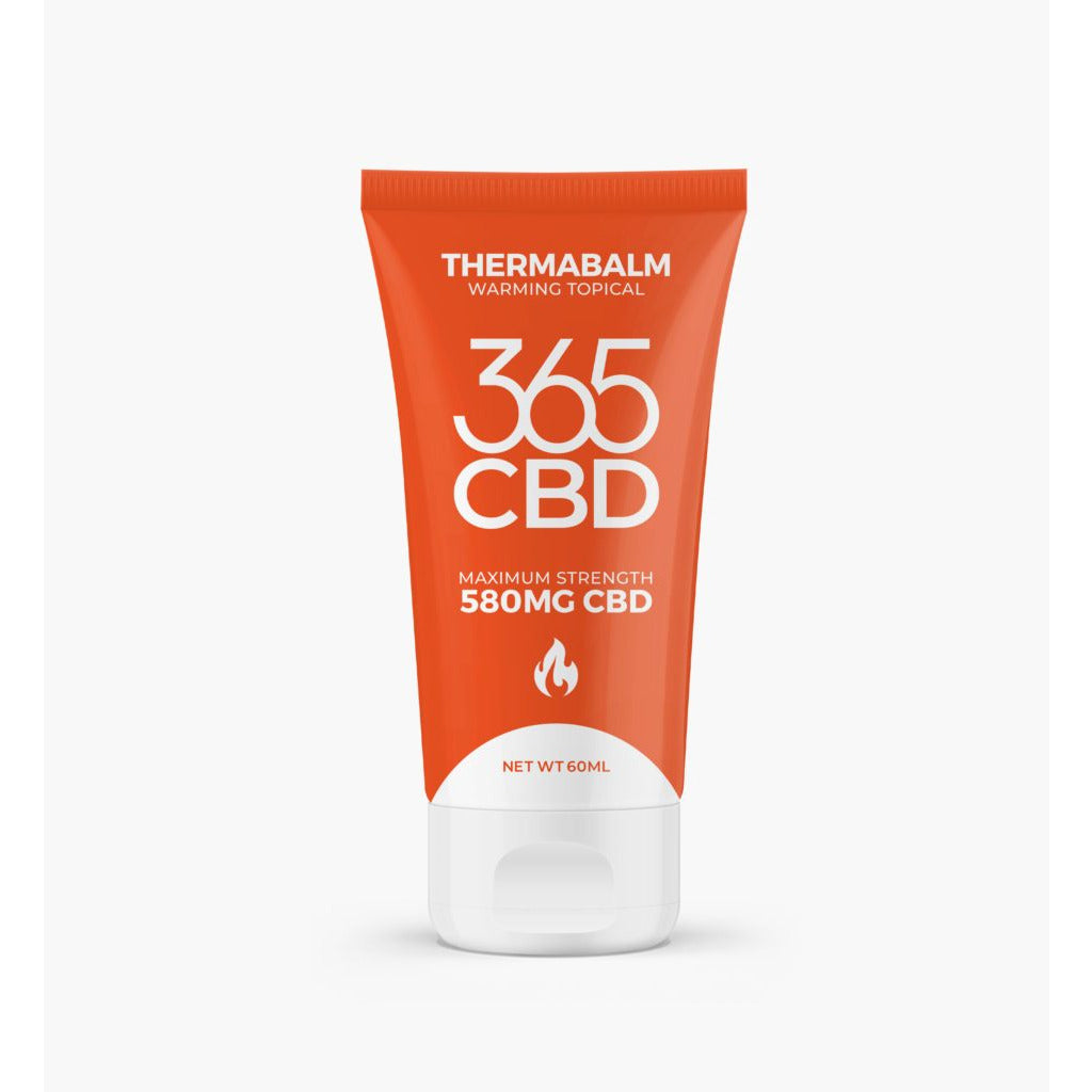 Thermabalm Warming Topical 580mg CBD | 60ml