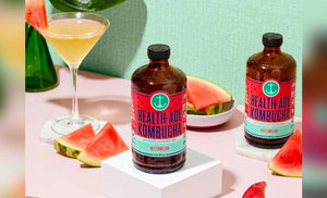 Beneficial Summertime Kombucha