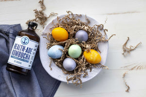 Naturally Dye Easter Eggs Using These Household Items