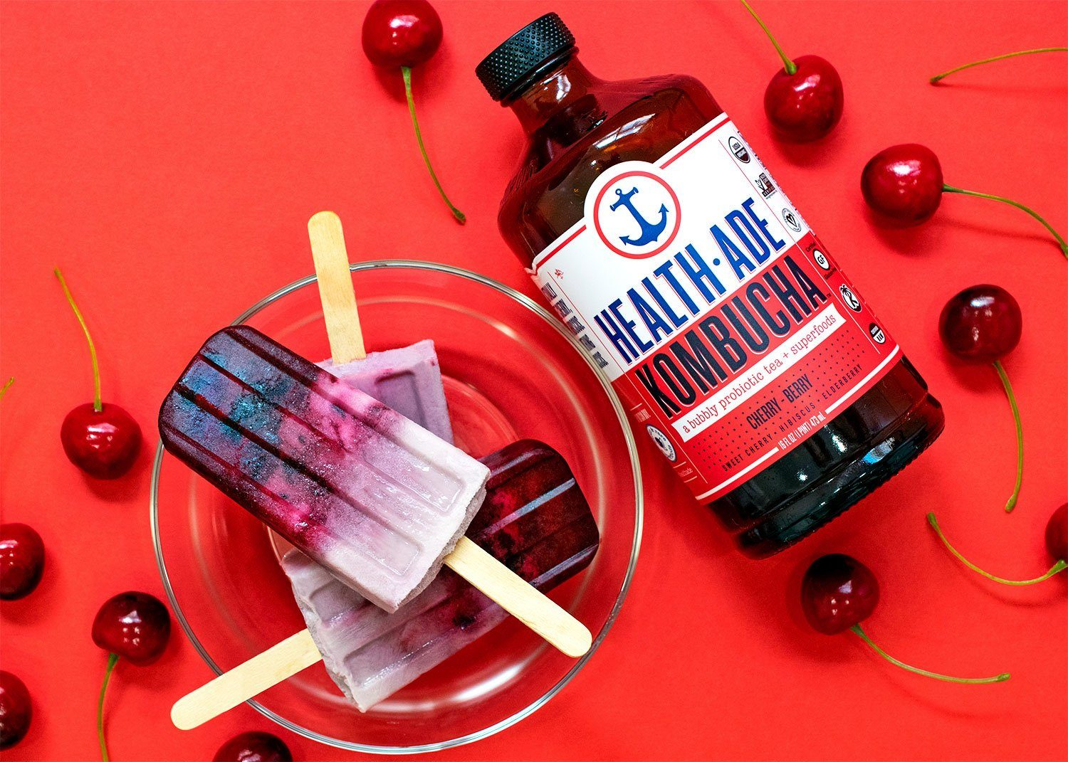 A Cherry-Berry Bomb Pop You'll Want to Make All Summer Long!