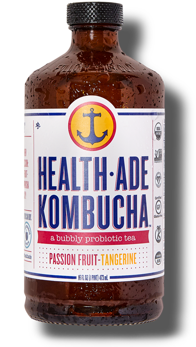 Health-Ade Passion Fruit Tangerine Kombucha
