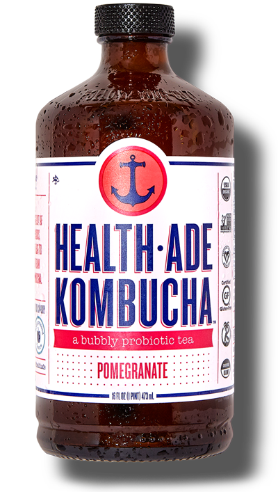 Health-Ade Pomegranate Kombucha